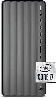 HP ENVY Desktop Computer, Intel Core i7-10700, 16 GB RAM, 1 TB Hard Drive & 512 GB SSD Storage, Windows 10 Pro (TE01-1022,...