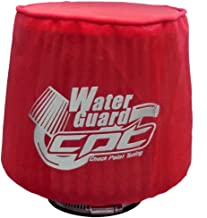 CPT Universal Water Guard Short Ram Cold Air Intake Pre-Filter Air Filter Cover CPT-WG-S-R (Small 5.25