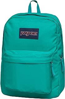 jansport superbreak backpack teal