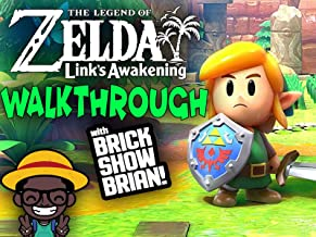 The Legend Of Zelda Links Awakening Walkthrough With Brick Show Brian