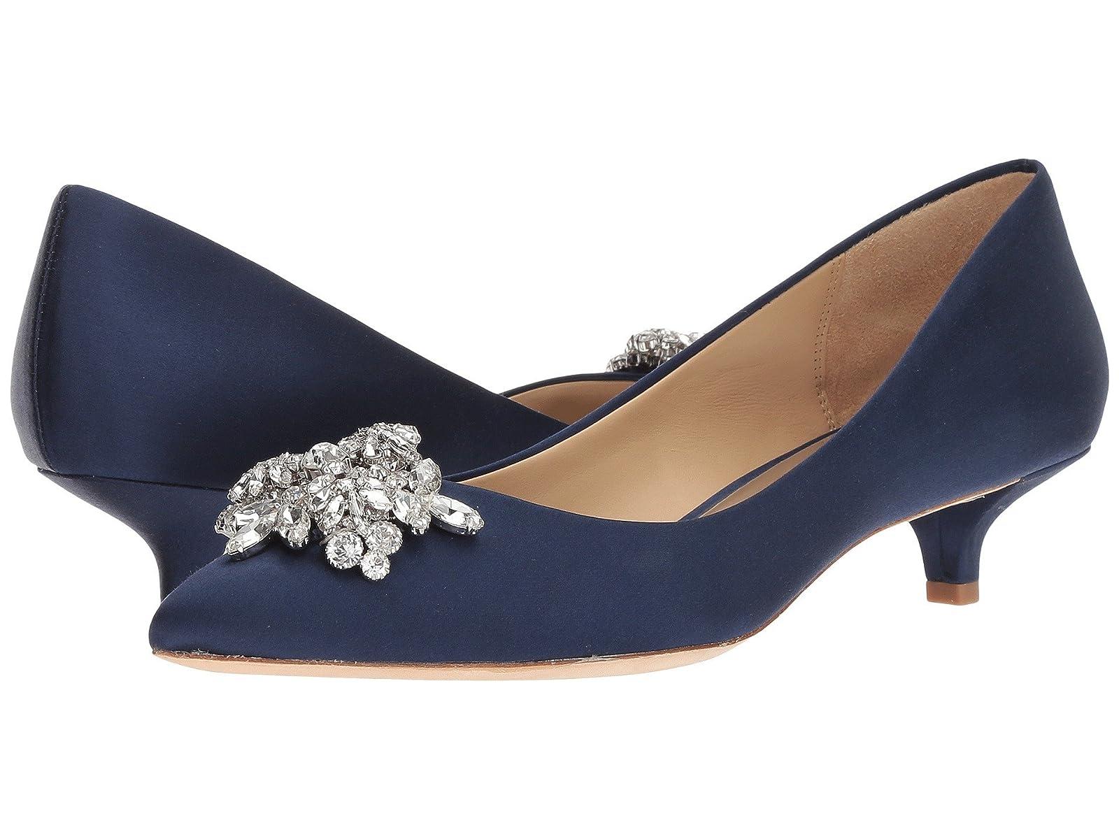 Badgley Mischka VailAtmospheric grades have affordable shoes