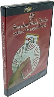 """25 Amazing Magic Tricks with a Svengali Deck"" DVD From Royal Magic"