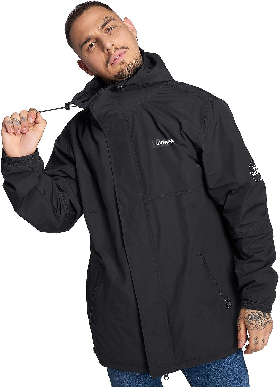 Supra 102081 Mens Shifting Jacket Hoodie