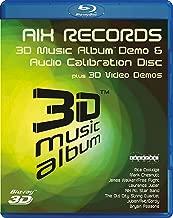3D Music Album: Demo & Audio Calibration Disc