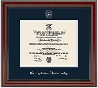 Best georgetown university diploma frame Reviews