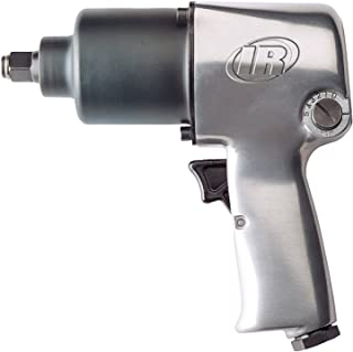 Ingersoll Rand 231C Super-Duty Air Impact Wrench, 1/2 Inch,Silver/ Black,3.4 x 8.2 x 8.8 inches
