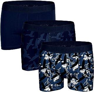 John Frank Men's Boxers 3 Pack