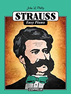 STRAUSS easy Piano (French Edition)