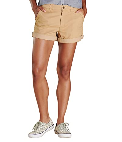 Toad&Co Earthworks Camp Shorts (Starfish) Women