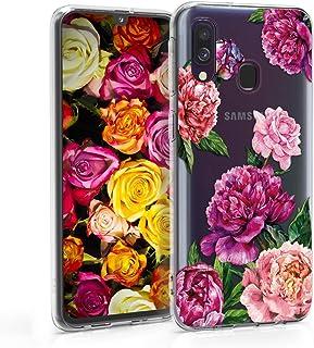 kwmobile Funda para Samsung Galaxy A40 - Carcasa de TPU para