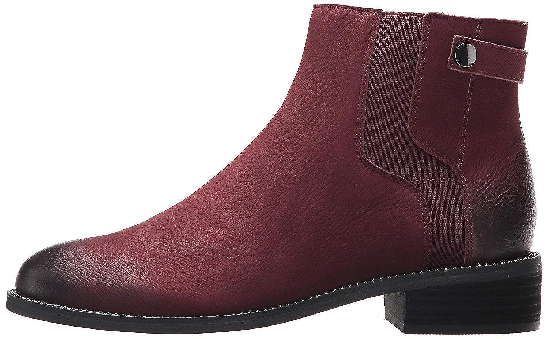 [Franco Sarto] Womens brandy Leather Closed Toe Mid-Calf Fashion Boots [並行輸入品]