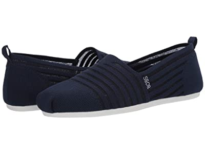 BOBS from SKECHERS Bobs Plush #Adorbs (Navy) Women