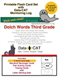Dolch Third Grade Flash Cards