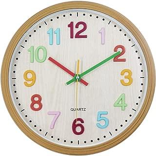 Best kids wall clock Reviews