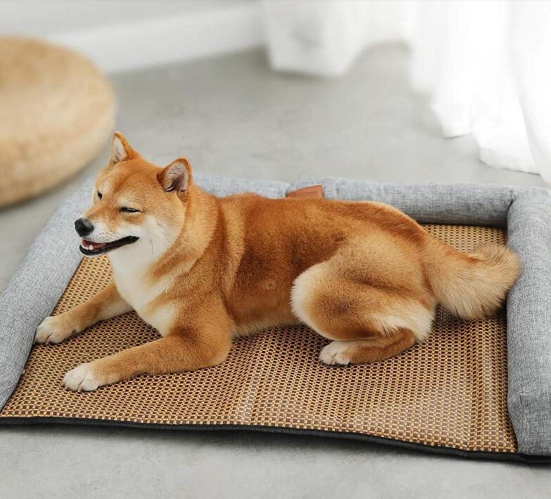 DLwbdx Pet Sofa Cushion Pet Supplies,Random color M