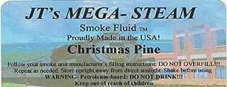 JT'S Mega-Steam Christmas Pine Smoke Fluid