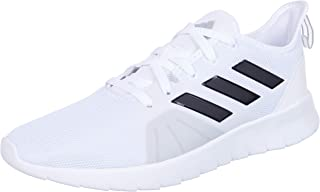 Adidas Aswee Move Contrast Side Stripe Lace Up Running Shoes for Men