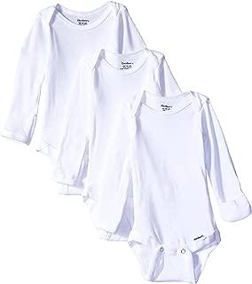 Baby Boys' 6-Piece Shirt and Onesies Bodysuit Bundle