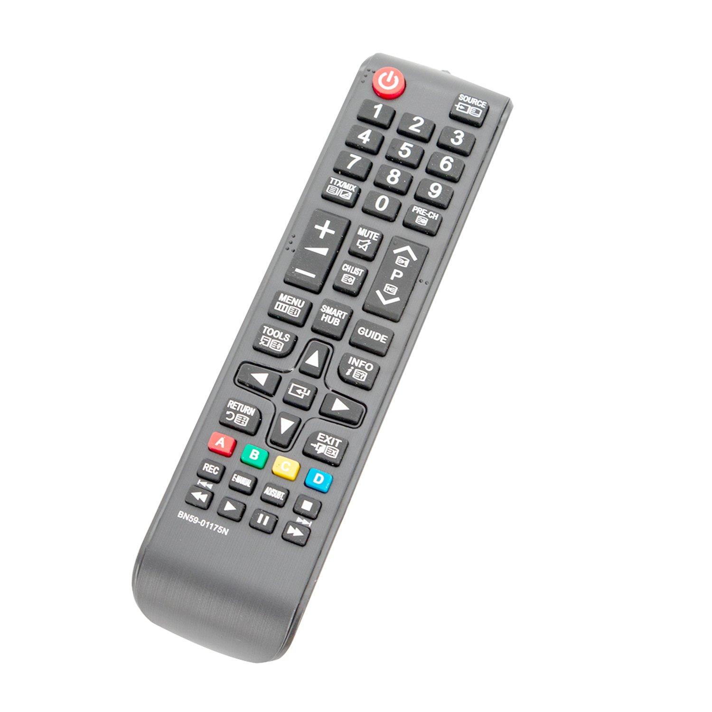Nuevo mando a distancia BN59?¨C?01175?N Fit para Samsung LCD LED TV ue55h7000stxxc ue55h7005sqxxe UE55H6400AK ue32j5100?UE48H8000?ue48h8000sixxc: Amazon.es: Coche y moto