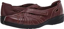 Mahogany Leather
