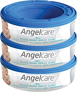 Angelcare Refill Cassettes - 3 pack