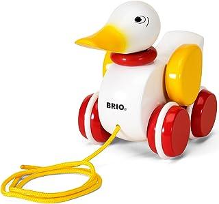 BRIO 30323 Pull Along Duck