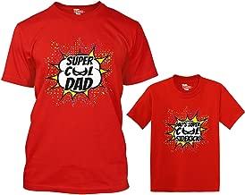 super dad and sidekick shirts