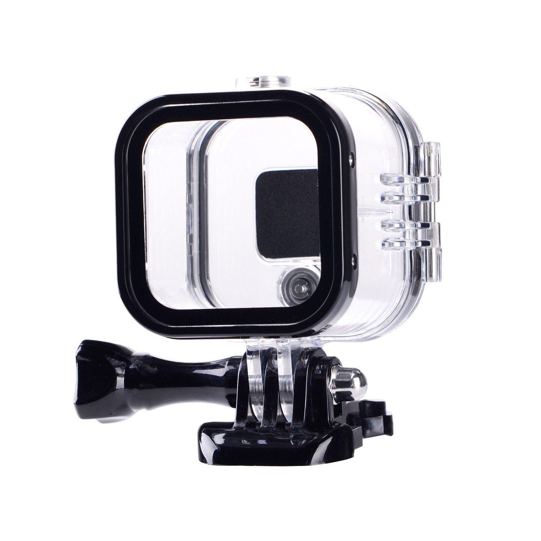 SupTig – Funda resistente al agua carcasa protectora para GoPro Hero 4session, 5session fuera deporte cámara para uso bajo el agua – Resistente al agua hasta 196 ft (60 M)...: Amazon.es: Electrónica
