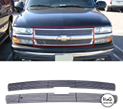 Best 99-02 silverado grille Reviews