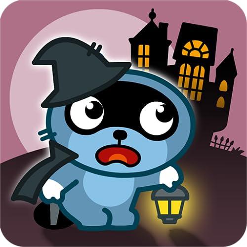 Pango Halloween : spooky Geist Zuordnungsspiel für Kinder 3-8