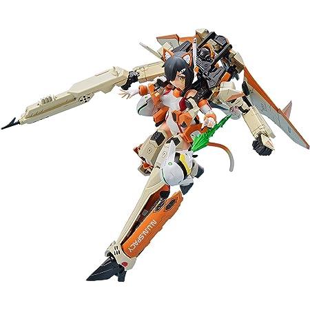 青島文化教材社 VFG マクロスデルタ VF-31D スクルドSP 全高約155mm 色分け済みプラモデル MC-08