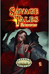 Savage Tales of Horror Vol.1 Hardcover (Savage Worlds, S2P10550LE) Hardcover
