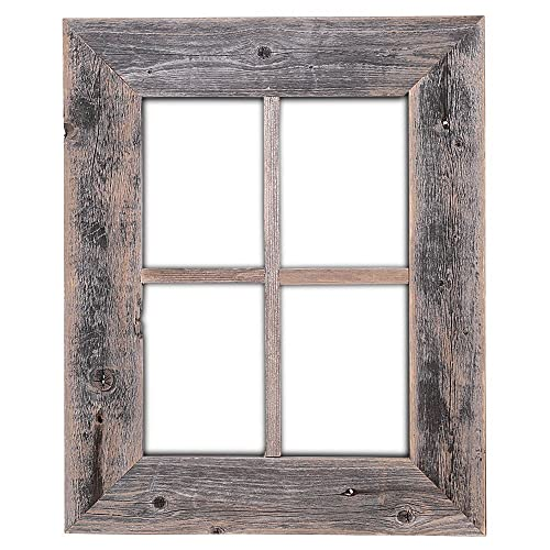 f6a8665623a7 Old Rustic Window Barnwood Frames - Not For Pictures by Rustic Decor
