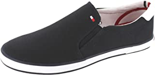 Tommy Hilfiger Iconic Slip On Sneaker, Scarpe da Ginnastica Basse Uomo