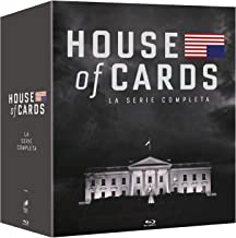 House Of Cards - Temporadas 1-6 [Blu-ray]