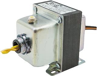 Functional Devices TR50VA004 Transformer, 50Va, 480/277/240/120 to 24 Vac, Circuit Breaker, Foot and Dual Threaded Hub Mount