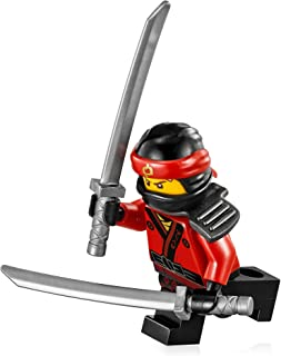 The LEGO Ninjago Movie - Kai Minfigure (with Mask & Katana Holder) 70618