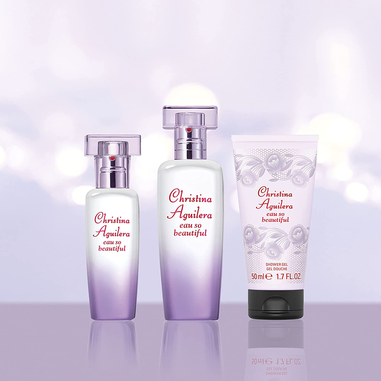 Christina Aguilera Eau So Beautiful EdP 20 ml  Amazon.de Beauty