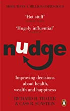 Nudge: Improving Decisions About Health, Wealth And Happiness By Cass R Sunstein - Paperback