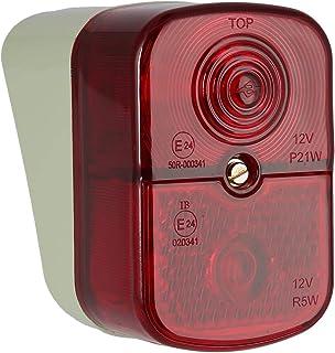 Rücklicht roter Lichtaustritt Schwalbe Vogelserie Simson   BSKL 8522.13/1   KR51/1, SR4 1, SR4 2, SR4 3, SR4 4