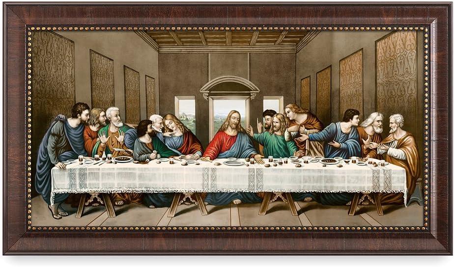 DECORARTS The In a popularity Last Supper by Leonardo Da Low price Prints Vinci. on Giclee