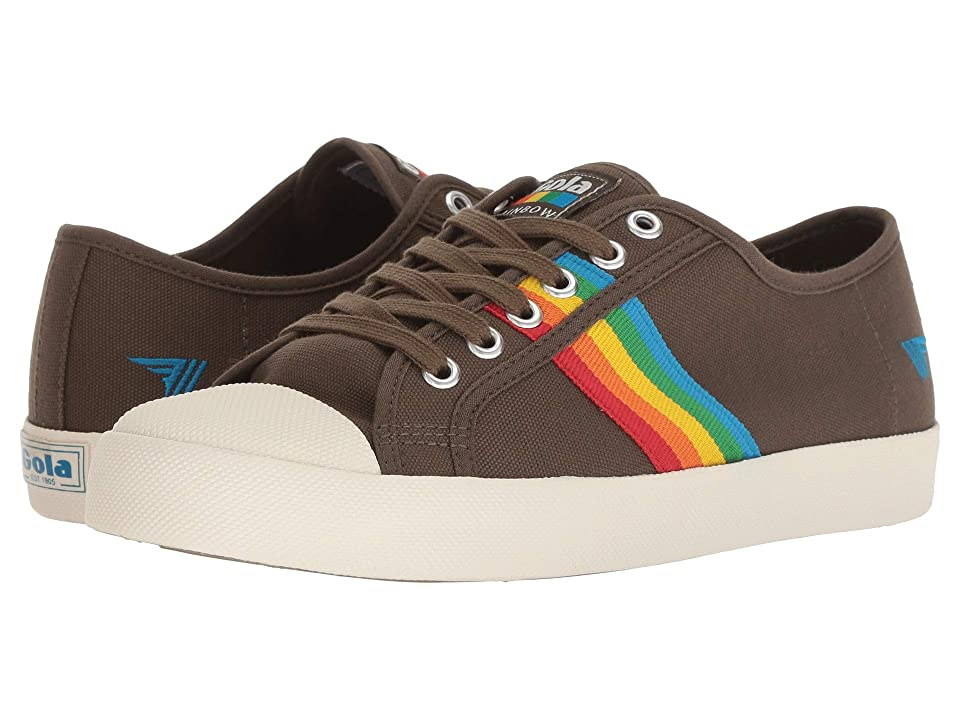 Gola Coaster Rainbow (Khaki/Multi) Women