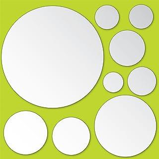 Dots Mirror Art