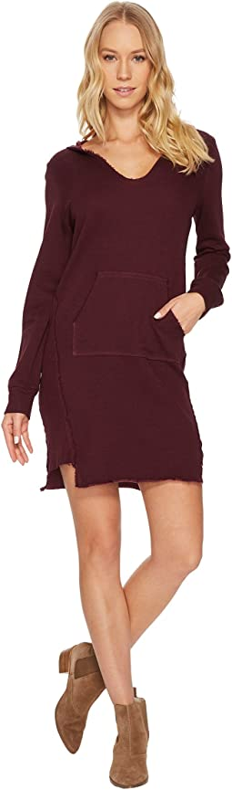 Hoodie Mini Dress