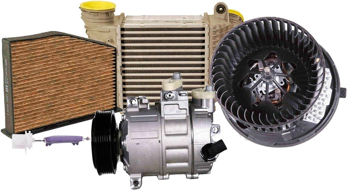 Blower Motor Regulator Max 57% OFF List price Compressor AirCooler k Air Filter Cabin