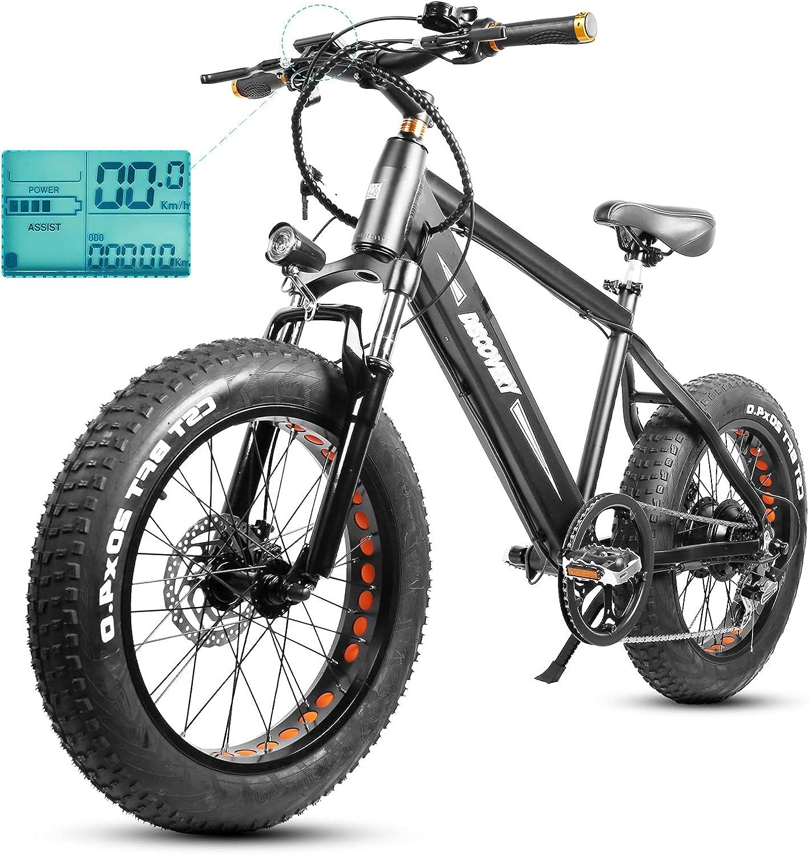 Fat 販売 Tire Electric 着後レビューで 送料無料 Bike 20