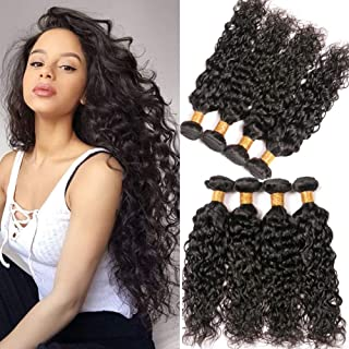 22 inch water wave hair