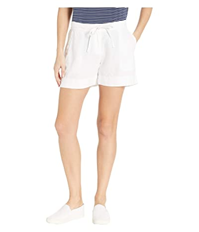Tommy Bahama Palmbray Shorts (White) Women