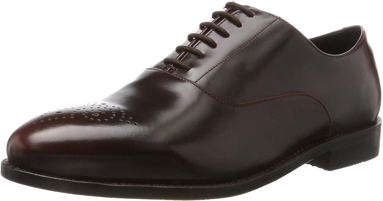 Clarks Ellis Vincent - Chestnut Leather (See Description for Size) Brown