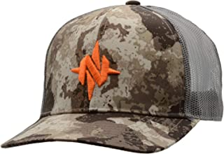 Nomad Mens Camo Trucker Cap | Camo Hat with Moisture...
